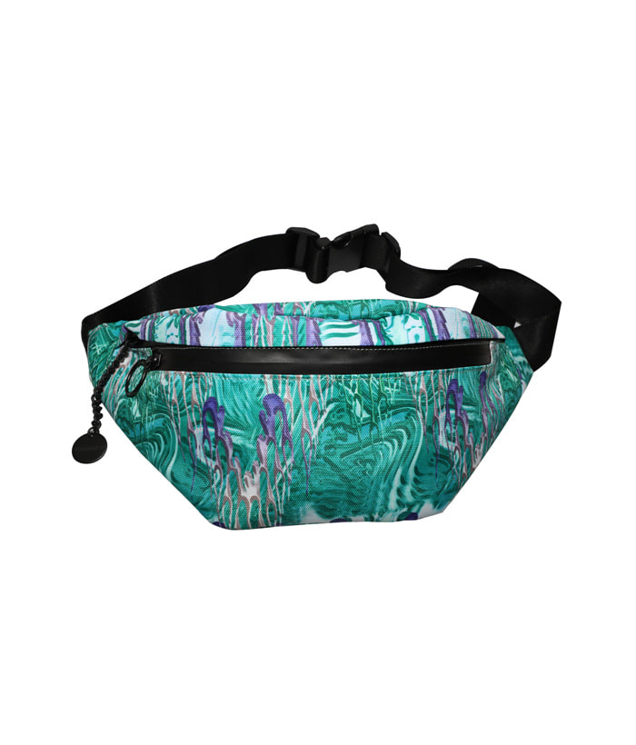 TRIPPY BAG_green