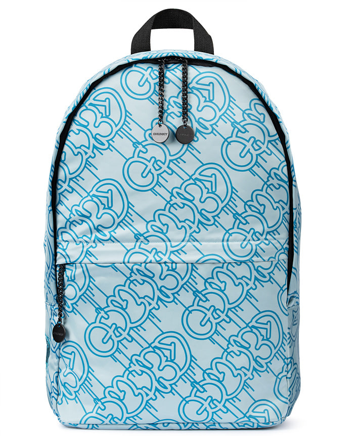 GRAFFITI BACKPACK_blue